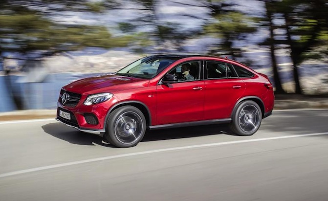 2016 mercedes benz gle 350d 4matic coupe review for Mercedes benz gle review