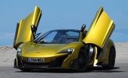 2017 McLaren 675LT Spider Review