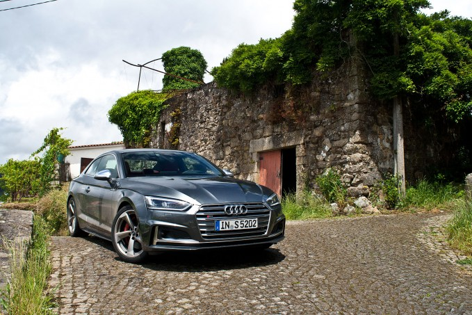 2017 Audi A5 and S5-