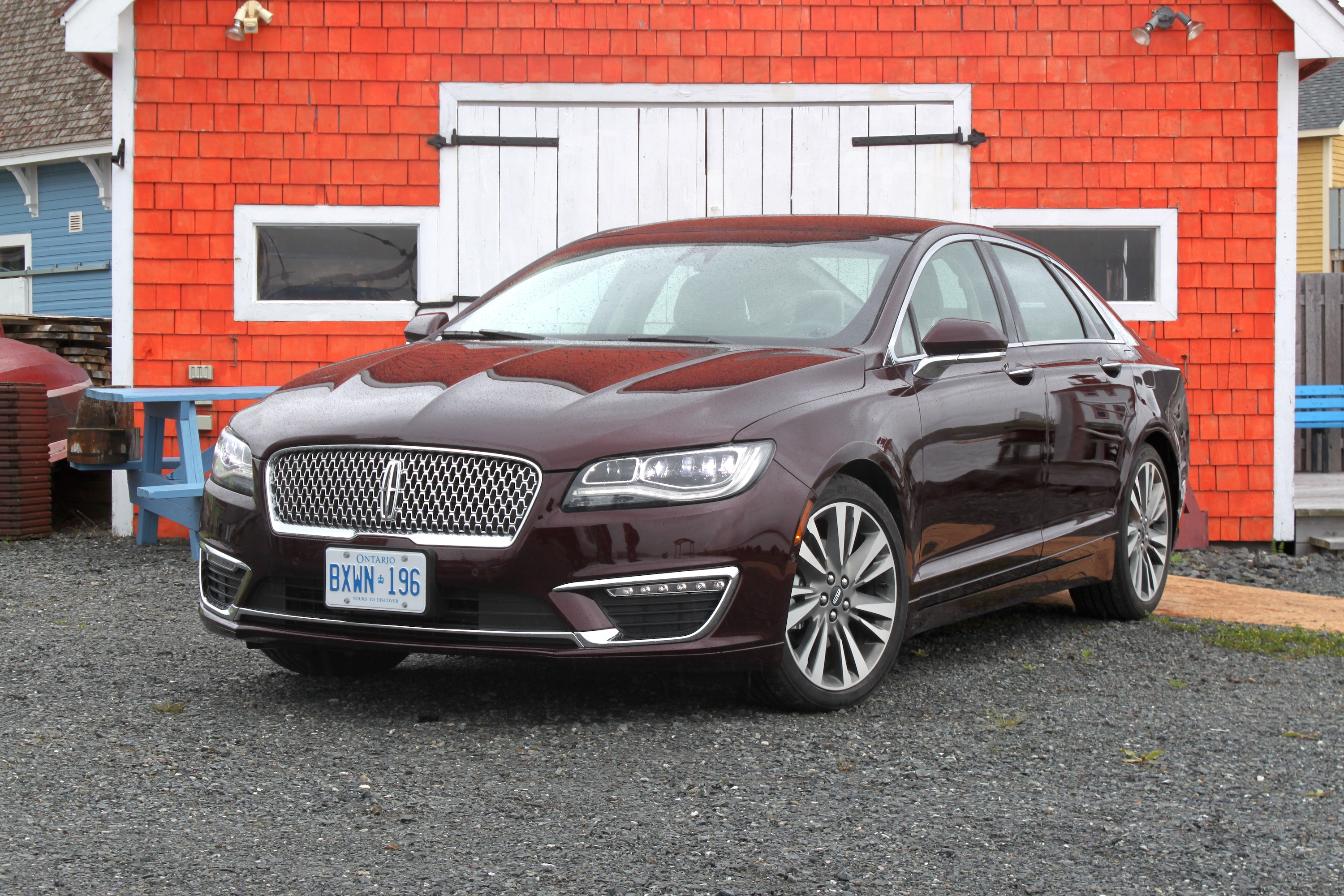 2017 Lincoln Mkz Review 15