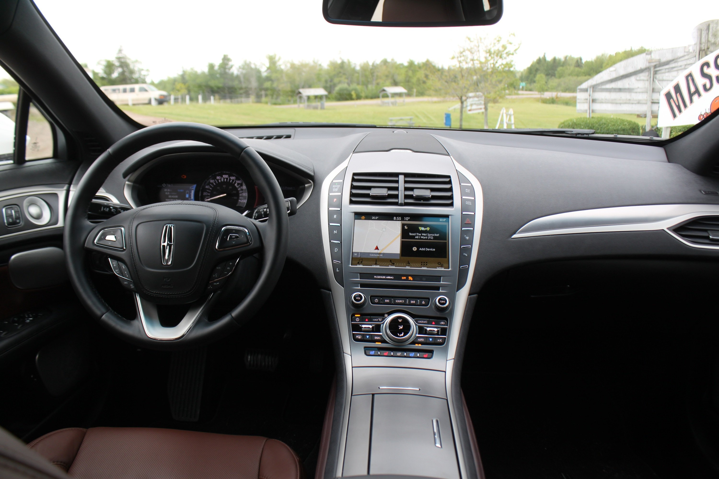 2017 Lincoln Mkz Review Interior 1