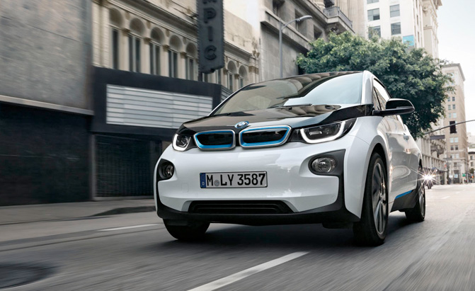2017 bmw i3 price increases to 44 595 news. Black Bedroom Furniture Sets. Home Design Ideas