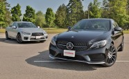 2016 Infiniti Q50 Red Sport 400 vs Mercedes-Benz C450 AMG