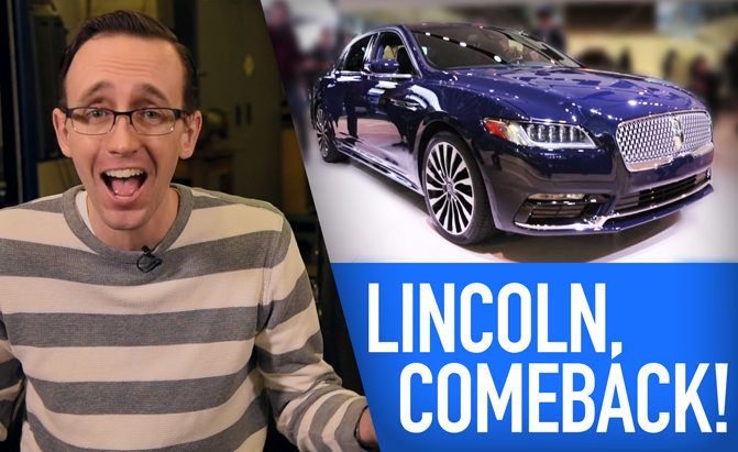 Lincoln motor company archives news for Lincoln motor company news