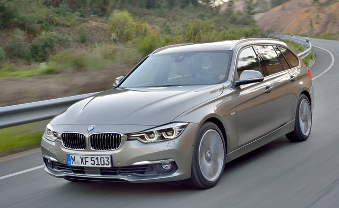BMW 3 Series Wagon Likely To Be Axed In 2019