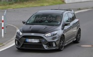 The Ford Focus RS500 is Real and These Spy Photos are Proof