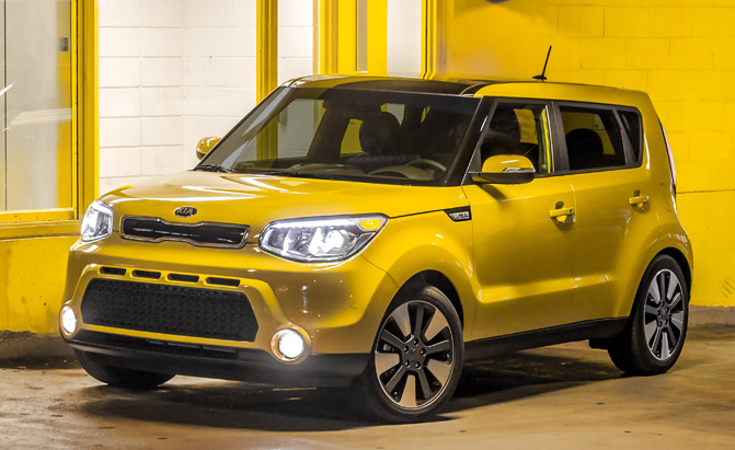 although kia ranks best among all automakers it only has one model that is recognized the kia soul is the highest ranked compact mpv and is actually the