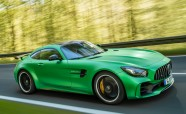 The Mercedes-AMG GT R is a Demon Straight from the Green Hell