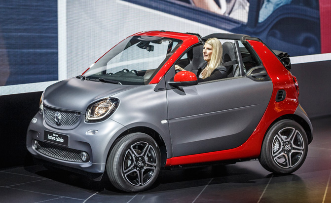 2017 smart fortwo cabrio priced from 19 650 autoguide. Black Bedroom Furniture Sets. Home Design Ideas