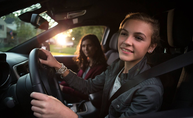 safe driving for teenage drivers