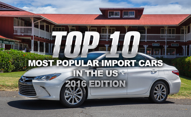 top 10 most popular import cars in the us news. Black Bedroom Furniture Sets. Home Design Ideas