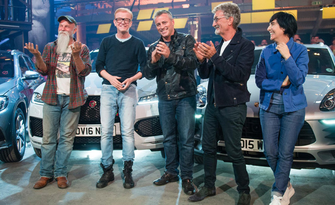 top gear lost 1 5m viewers for second episode news. Black Bedroom Furniture Sets. Home Design Ideas