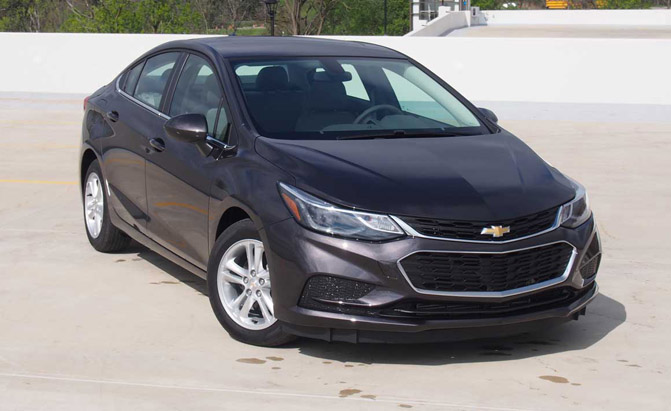 2017 Chevrolet Cruze Sel Could Get 50 Mpg