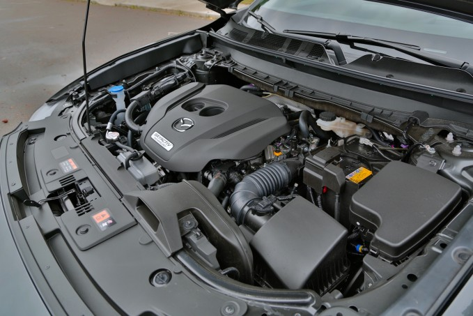 2016 Mazda CX-9 Engine