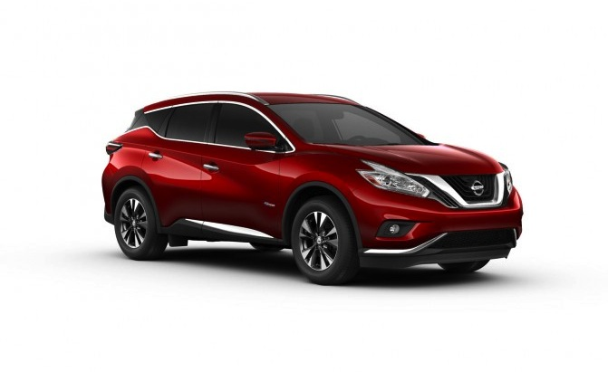2016 nissan murano hybrid quietly launched news. Black Bedroom Furniture Sets. Home Design Ideas