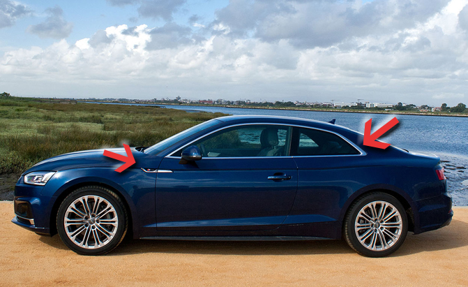 2017 Audi A5 and S5-45