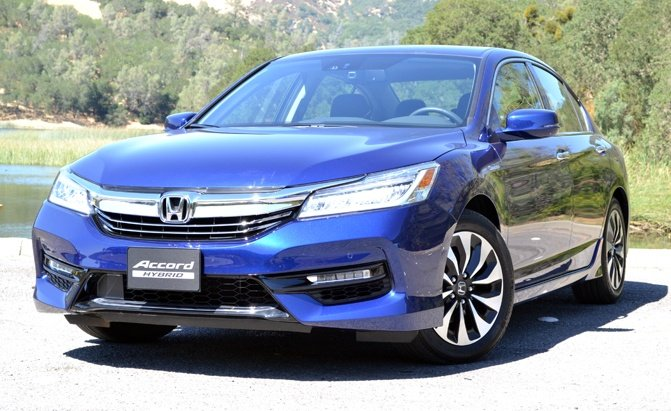 Honda Has Goals For Electric Vehicle S