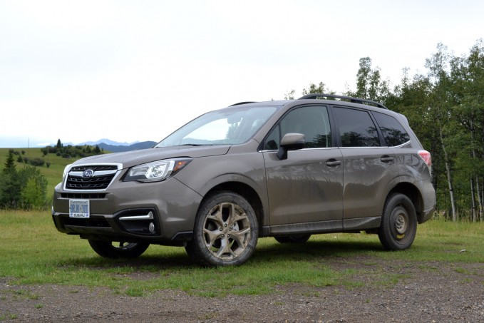 2017 subaru forester 20xt touring first test review autos post. Black Bedroom Furniture Sets. Home Design Ideas