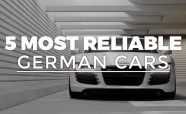 5 Most Reliable German Cars