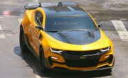 Bumblebee and Barricade Spied in Public Ahead of Transformers Debut