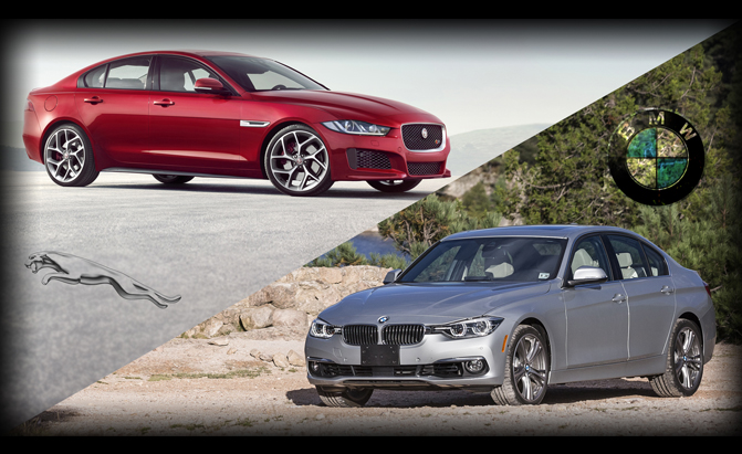 Poll Jaguar Xe Or Bmw 3 Series