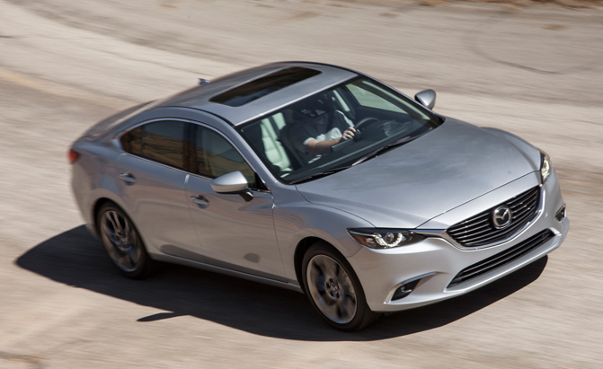 Mazdau0027s Kodo Design Language Has Resulted In Some Very Attractive,  Sporty Looking Cars And The Mazda6 Is No Exception. The Popular Sedan Is  Easier On The ...