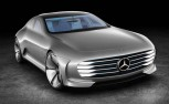 Mercedes EQS Electric Car Will be First EV on Dedicated Platform