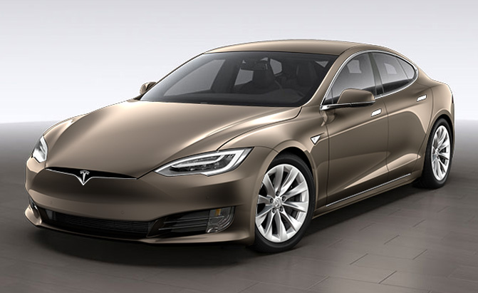 Tesla's New Two-Year Lease Brings Model S Price to $593 a Month » AutoGuide.com News