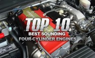 Top 10 Best Sounding Four-Cylinder Engines