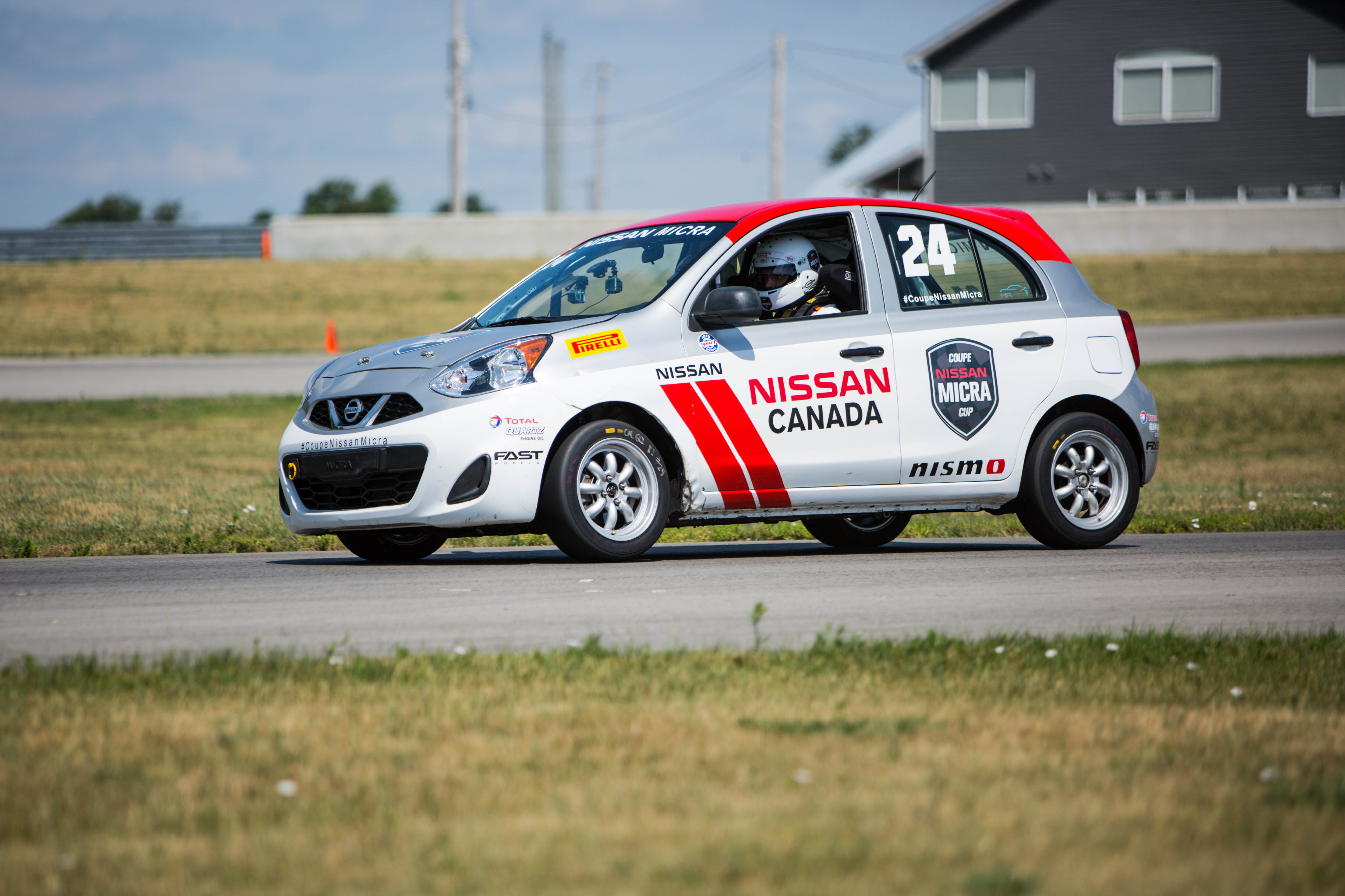 2016 Nissan Micra Cup Proves You Can Race A Cheap Car With No Power