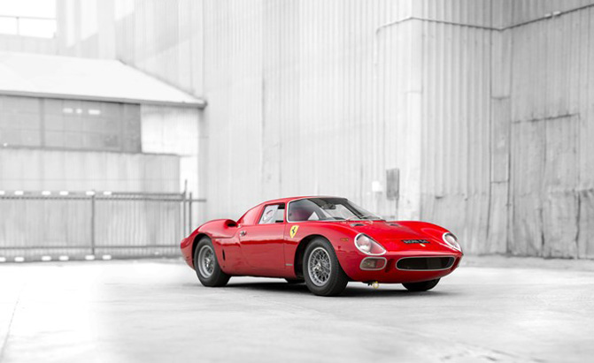 Top 5 Most Expensive Auction Cars Sold At Past Monterey Car Weeks