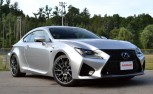 2016 Lexus RC F Review