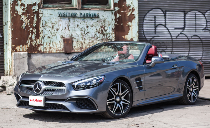 Review Of Electronics On Mercedes Sl
