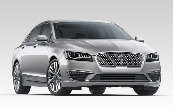 2017 lincoln mkz named iihs top safety pick plus news. Black Bedroom Furniture Sets. Home Design Ideas