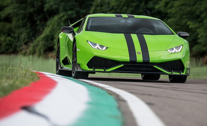 Rover Com Reviews >> Lamborghini Huracan Dressed Up with New Appearance ...