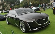 Cadillac Escala Concept Previews the Future of American Luxury