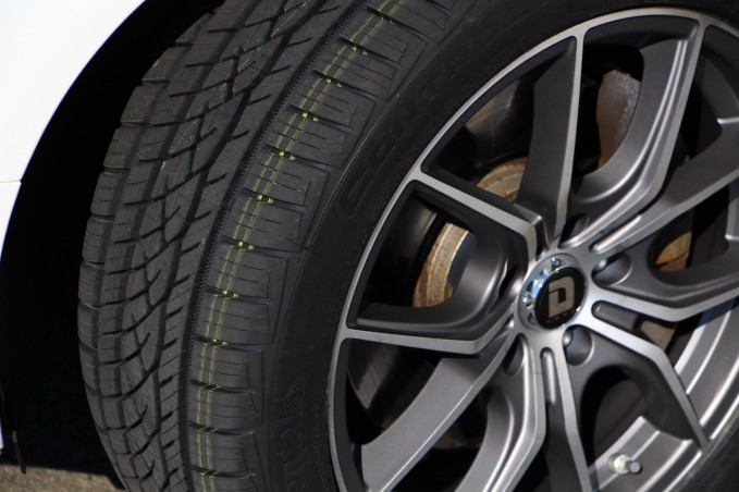 Continental Controlcontact Sport All Season Tires