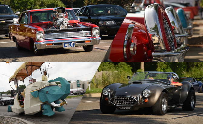 Video 2016 Woodward Dream Cruise Is Magic For Car Lovers