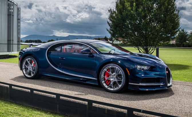 Bmw Ultimate Care >> Bugatti Chiron and Vision Gran Turismo Get Together for the First Time » AutoGuide.com News