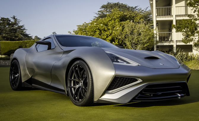 Fastest Plane In The World >> Check Out this Gallery of the World's First Titanium Supercar » AutoGuide.com News