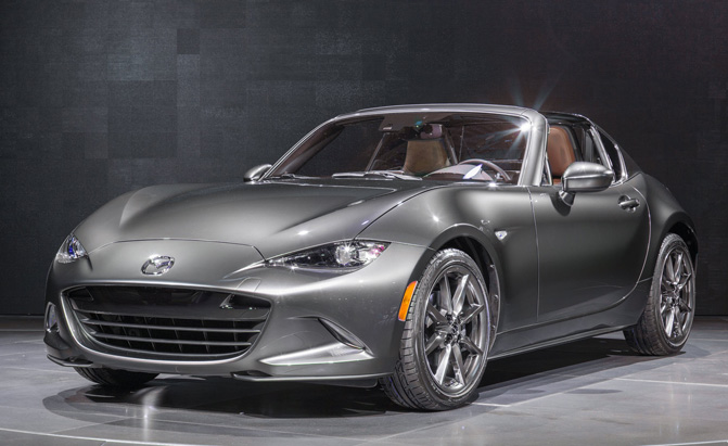 mazda mx 5 miata rf gets limited launch edition news. Black Bedroom Furniture Sets. Home Design Ideas