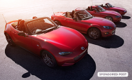 Millionth Miata Celebration Tour Hub