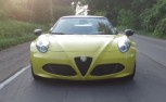 2016 Alfa Romeo 4C Spider Review: Curbed with Craig Cole