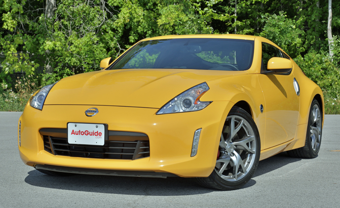 2016 Nissan 370Z Review - AutoGuide.com News