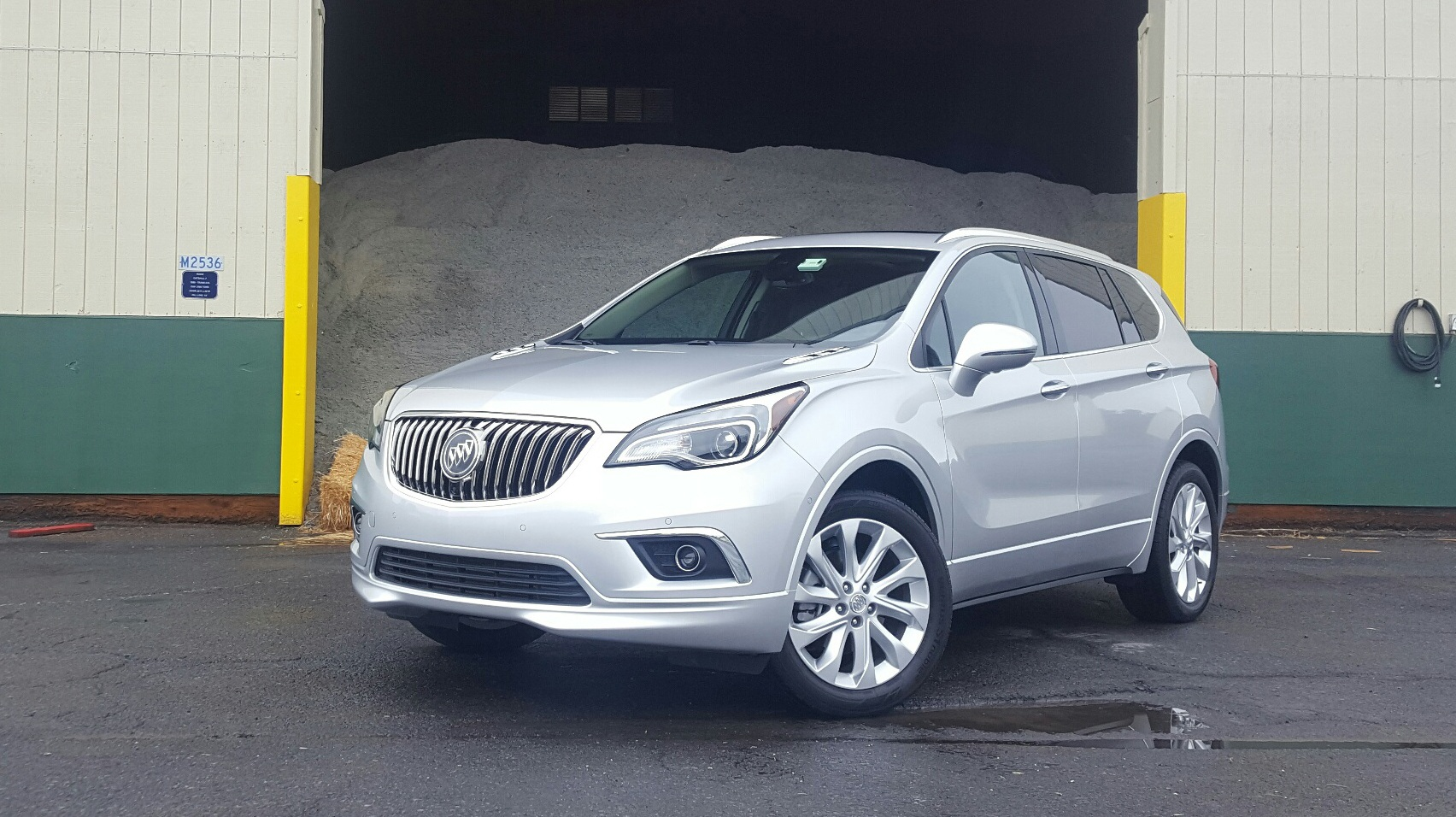 2017 buick envision review news. Black Bedroom Furniture Sets. Home Design Ideas