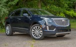 2017 Cadillac XT5 Platinum AWD Review