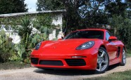 2017 Porsche 718 Cayman and Cayman S Review