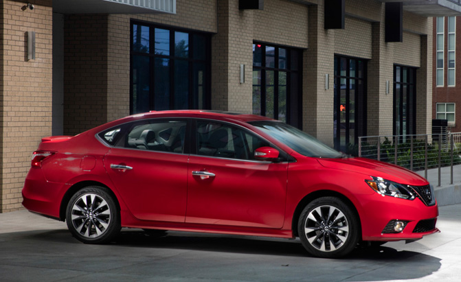 Pricing for 2017 Nissan Sentra and SR Turbo Models ...