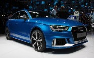 Audi RS3 Will Hit US in 2017 With 400-HP Five Cylinder