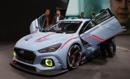 Wild Hyundai RN30 Concept Debuts Previewing N Performance Brand